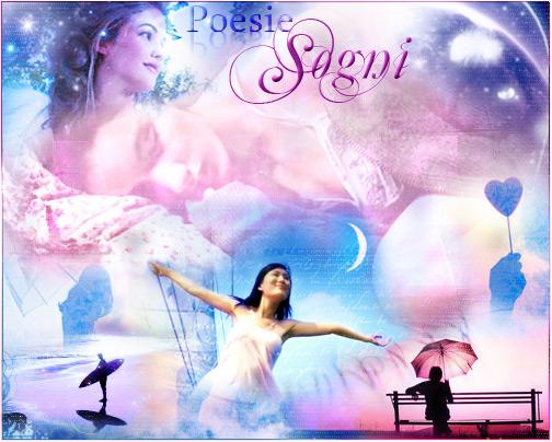 Poesie sogni* poesie sui sogni, poesie di sogni, poesie sogno