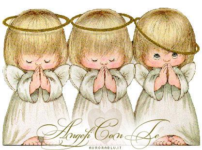 Cartoline Virtuali Sugli Angeli Con Pensieri E Frasi Angeli Immagini