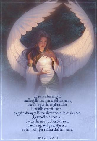 Cartoline Virtuali Sugli Angeli Di Angeli Con Angeli Immagini Di