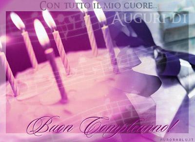 CARTOLINE COMPLEANNO* Cartoline Buon Compleanno, Immagini Compleanno