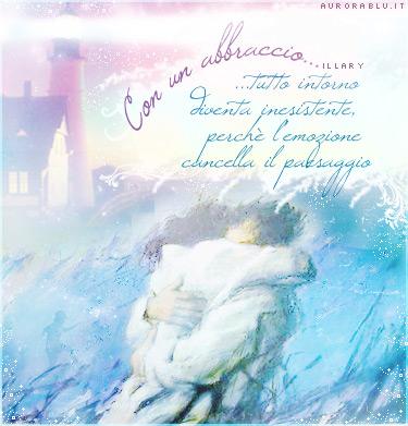 Magici abbracci Abbraccio